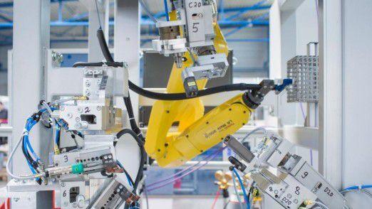 Bei IPA dreht es sich im Kern um eine Mischung aus Automatisation und Maschinenlernen.