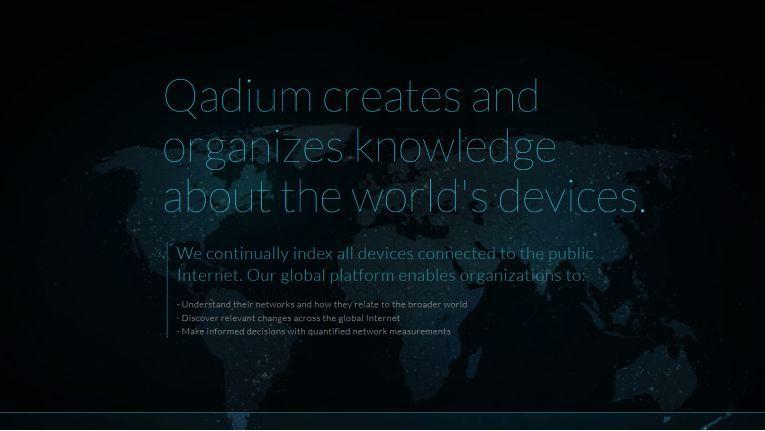 Qadium hat eine Sensorplattform aufgebaut, die jedes Device im öffentlichen Teil des Internets indexieren soll.