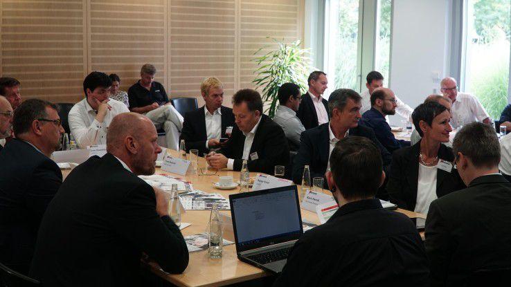 Kontrovers diskutierten die Teilnehmer des COMPUTERWOCHE-Roundtable die Frage nach der richtigen IoT-Strategie.