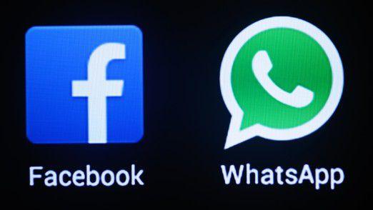 Die EU-Kommission kritisiert die Bündelung von Nutzerdaten zwischen Facebook und WhatsApp.