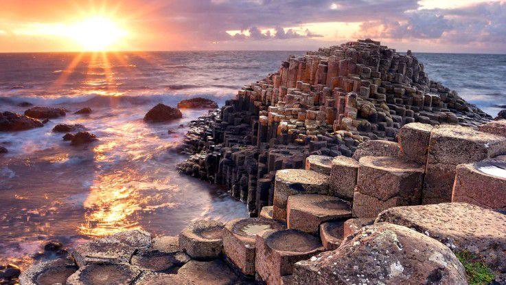 So idyllisch die irische Landschaft auch ist, so ungemütlich könnte es nun für Apple werden.