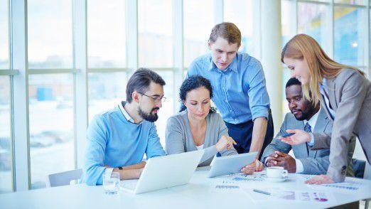 Ein Digitalisierungsprojekt steht und fällt mit der Wahl der Berater.