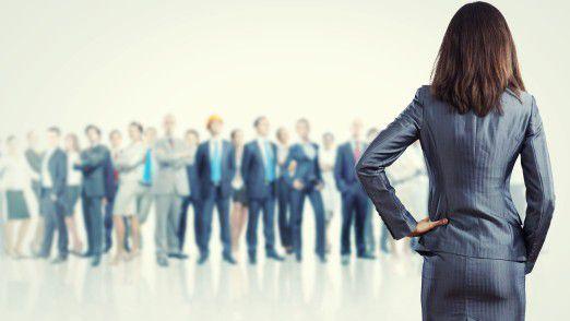 Die Diskrepanz zwischen erfolgreichen Unternehmen und Flop-Unternehmen geht zu 15 Prozent auf das Verhalten der Chefs zurück.