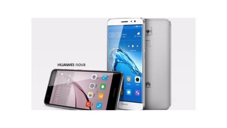 Mit dem Nova und Nova Plus zeigt Huawei auf der IFA zwei Smartphones der Mittelklasse.