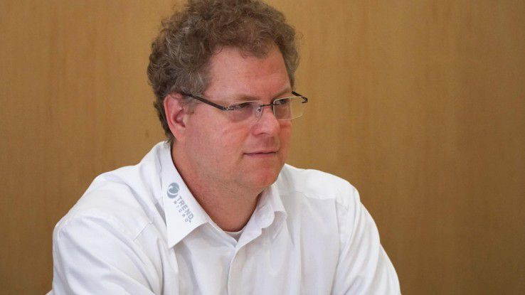 Die Generation Z, so Richard Werner, Business Consultant bei Trend Micro, hat mehr Loyalität zur eigenen Turnschuhmarke als zum Arbeitgeber. Ein Aspekt der bei Diskussionen über die Cloud Security beachtet werden sollte.
