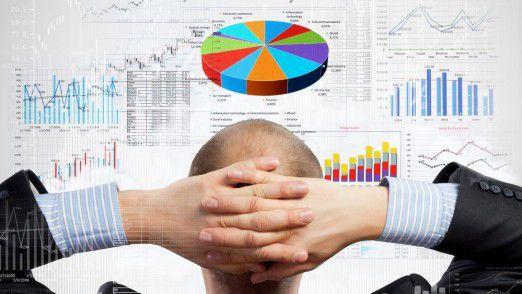 Predictive Analytics unterstützen bei der Zukunftsplanung.