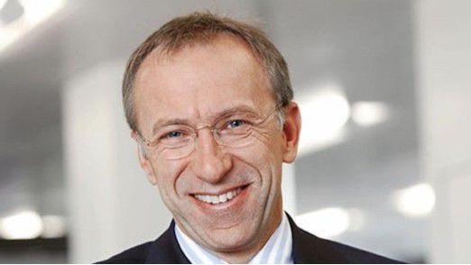 Peter Sany, Vorgänger von Beat Marbach.