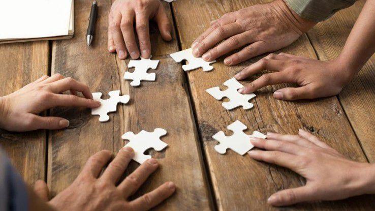 Nur gemeinsam lassen sich Innovationen vorantreiben.