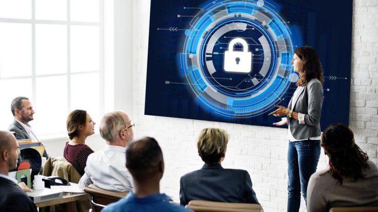 Viele Unternehmen sehen IT und Information Security nicht als ihre Kern-Kompetenz an.