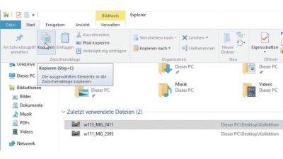 Windows-10-Explorer: Das kann der Explorer in Windows 10