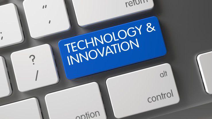 Die ITK-Branche erweist sich in Deutschland als besonders innovativ.