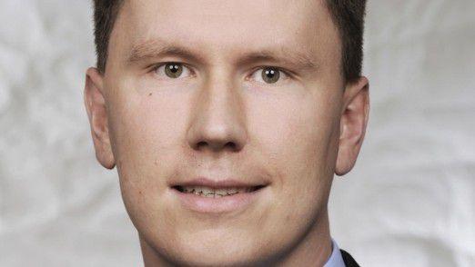 Nils Urbach, Professor für Wirtschaftsinformatik und Strategisches IT-Management an der Universität Bayreuth