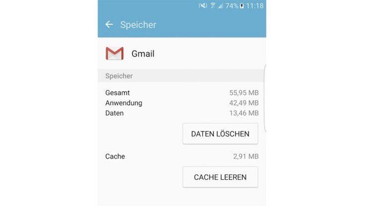 Android-Apps können Sie mit Bordmitteln schnell und einfach vollständig entfernen.