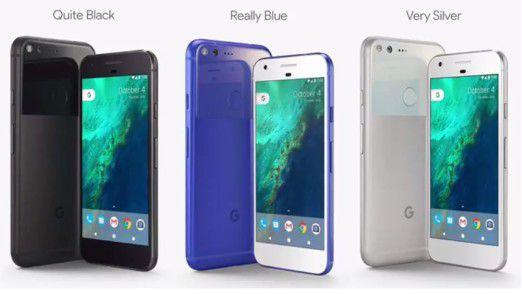 Googles Pixel ist eine Schnittstelle, über die künstliche Intelligenz mit Menschen kommunizieren soll.