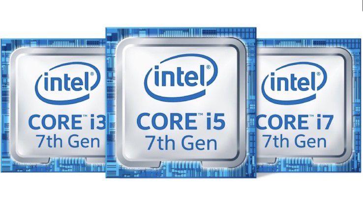 Die neuen Intel-CPUs im Test: So gut ist die 7.Generation Kaby Lake