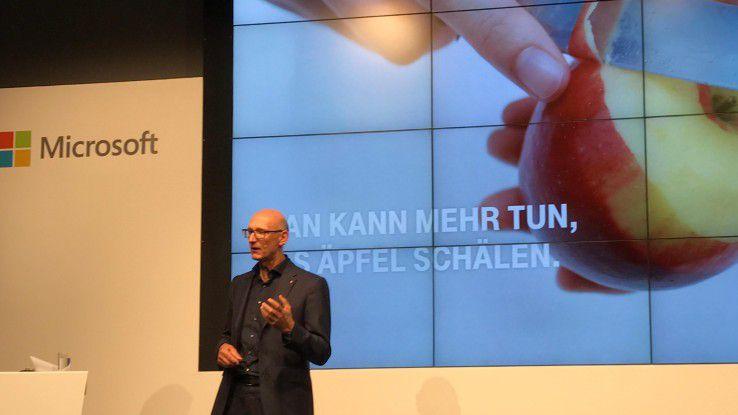 Telekom-Chef Tim Höttges setzt bei der Digitalisierung auf die zweite Halbzeit.