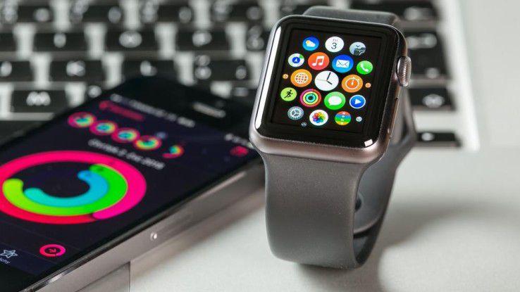 Wearables und Smartwatches: Security-Risiko für Unternehmen?