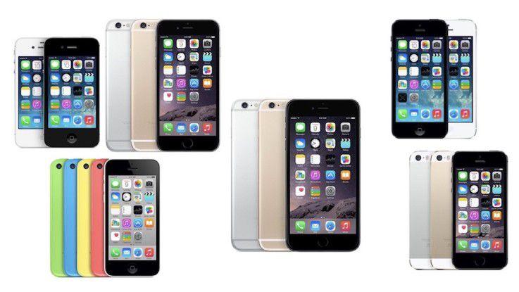 iPhone-Galerie: 2017 wird (wie immer) alles anders...