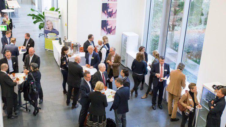 200 Personal- und Businessverantwortliche waren der Einladung der CAREERS LOUNGE und der COMPUTERWOCHE zum Business Breakfast gefolgt.