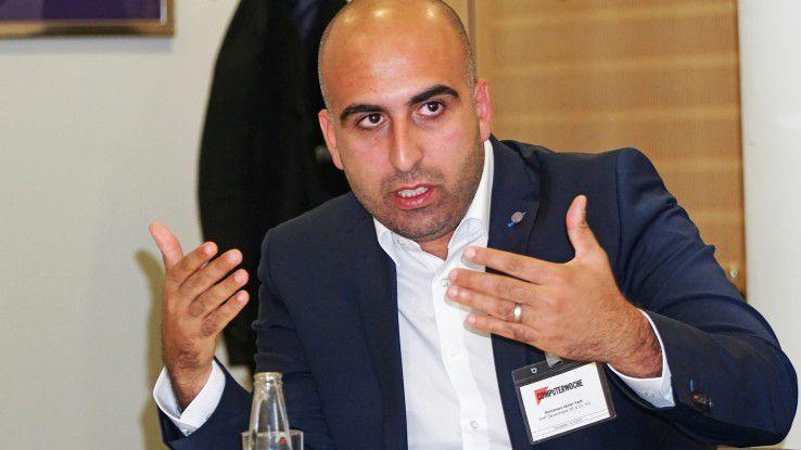 Analytics ist oft nur ein Pflichtaufgabe, um Abschlüsse und Reportings zu erstellen, und weniger Innovations- oder Daten-getrieben, stellt Mohamed Abdel Hadi, Vice President Presales Analytics von SAP, fest.