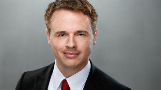 Top 10: Ulrich Reidel, CIO von SüdLeasing und SüdFactoring