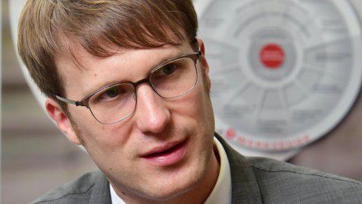 Top 10: Robin Mager, CIO von itecPlus (N-Ergie)