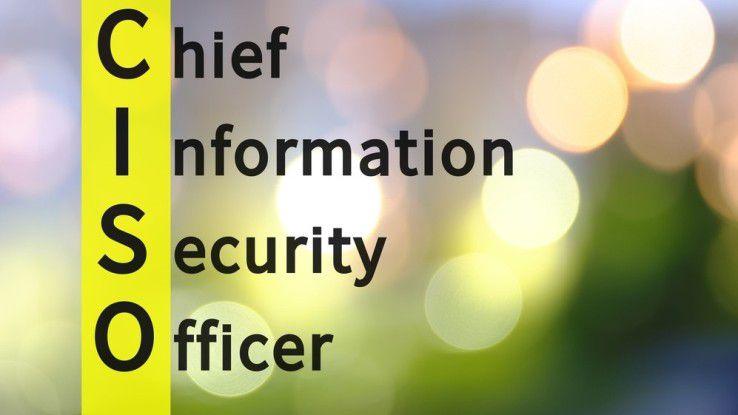 Zunehmend gefragt: der Chief Information Security Officer, kurz CISO.