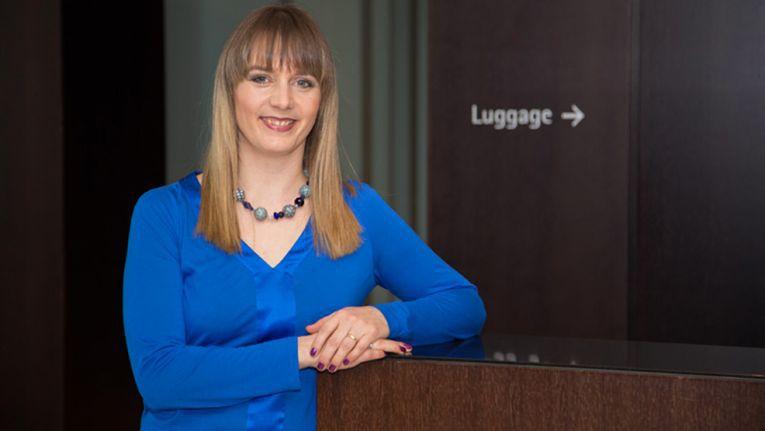 Leah Blessin kennt sich als Leiterein von Accenture Cloud First Applications sehr gut mit Software-as-a-Service-Themen aus.