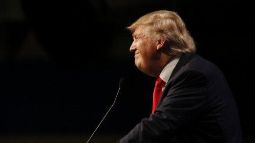 Obwohl noch nicht im Amt, sorgt der zukünftige US-Präsident Trum schon jetzt für Turbulenzen an den Finanzmärkten.