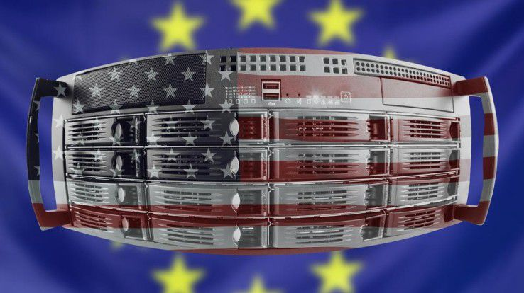 Unternehmen, die personenbezogene Daten in die USA übermitteln, müssen für ein angemessenes Datenschutzniveau sorgen.