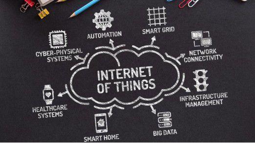 IoT-Softwareplattformen helfen Unternehmen, physikalische und digitale Welten zu verbinden.