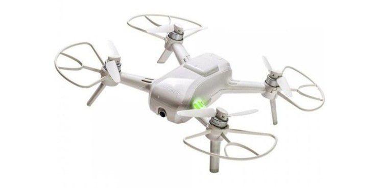 Der Propellerschutz ist schnell montiert und verhindert Beschädigungen beim Crash - für Indoor-Flüge geeignet.