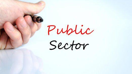 Externen IT-Spezialisten stehen nach einem ersten Projekt im öffentlichen Sektor viele Projekttüren offen.