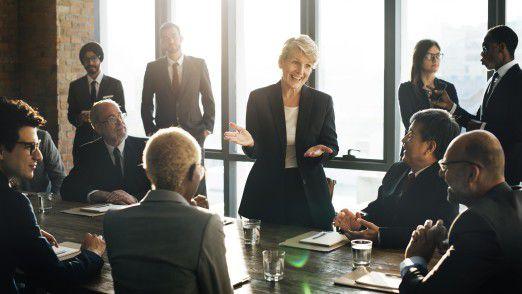 Change Management ist eine Teamaufgabe, doch die Hauptlast liegt für Forrester beim CIO.