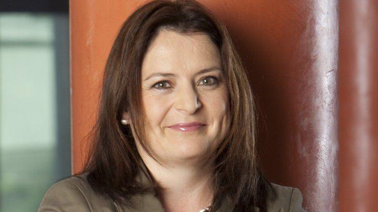 Barbara Wittmann ist Mitglied der geschäftsleitung von LinkedIn in Deutschalnd.