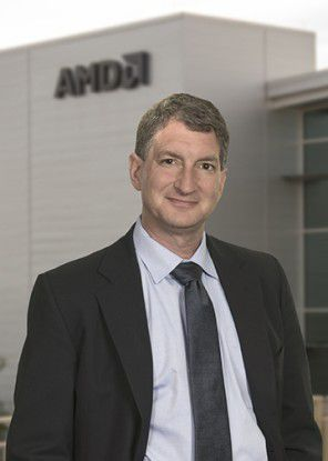 Der Senior Vice President (SVP) und Chief Technology Officer (CTO) von AMD Mark Papermaster schaut hinsichtlich der neuen AMD-Zen-Architektur zuversichtlich in die Zukunft.