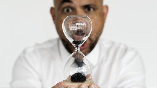 Die Business-Welt wird schneller - Entwickler müssen mithalten.