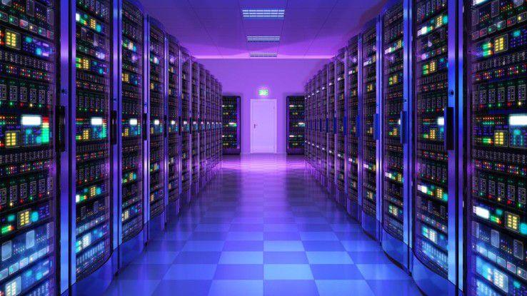 Die Cloud-Dienste von Alibaba werden hierzulande in einem Rechenzentrum von Vodafone gehostet.