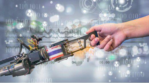 Digitalisierung muss strategisch angegangen werden, damit sie wirkt.
