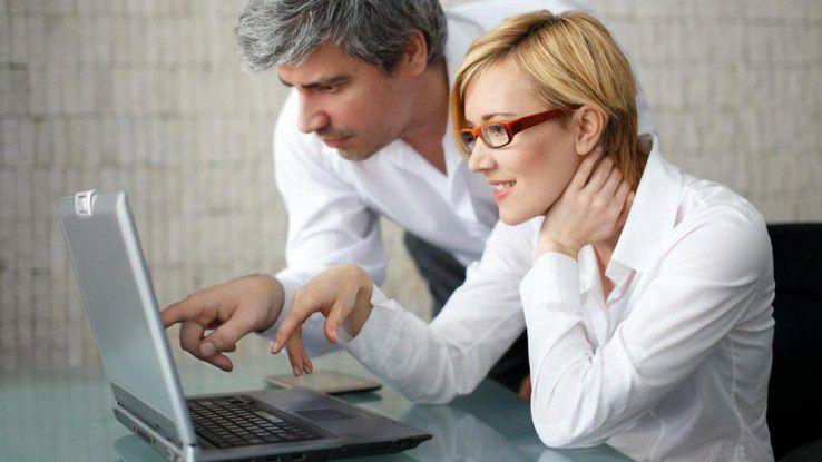 Für einen verantwortungsvollen Umgang mit Cloud-Angeboten brauchen Unternehmen Mitarbeiter, die mögliche Sicherheitsrisiken kennen und vermeiden.