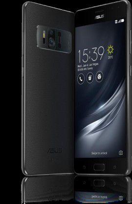 Das Asus ZenFone AR unterstützt sowohl Tango als auch Daydream.