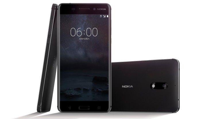 Mit dem Nokia 6 hat HMD Global zu Anfang des Jahres die Marke Nokia wieder an den Start gebracht.