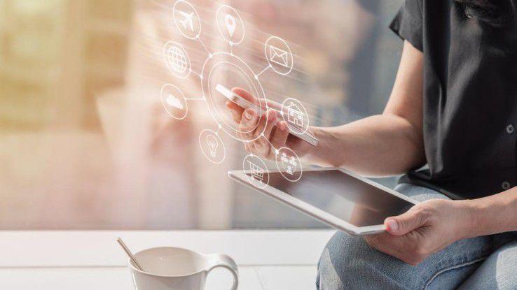 Die Zahl der Jobs im IoT-Umfeld wächst überdurchschnittlich.