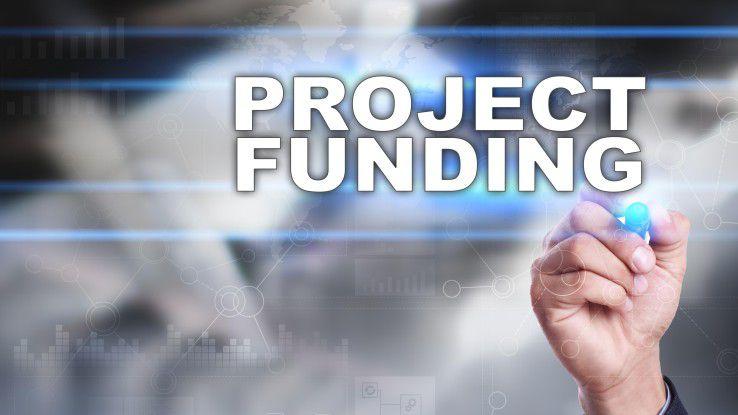 Wer im Internet Investoren von seiner Geschäfts- und Projektidee überzeugt, hat gute Chancen, an Kredite zu kommen.