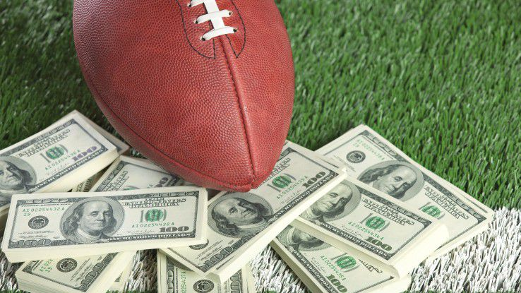 Ein Werbespot zum Super Bowl geht richtig ins Geld.