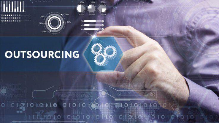 Gut gemanagtes Outsourcing ermöglicht es, neue Technologien zu nutzen und sich auf die Kernkompetenzen zu fokussieren.
