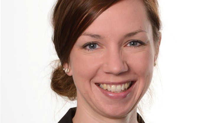 Julia Scheu ist Leiterin Key Skill Management beim Technologiedienstleister Solcom.