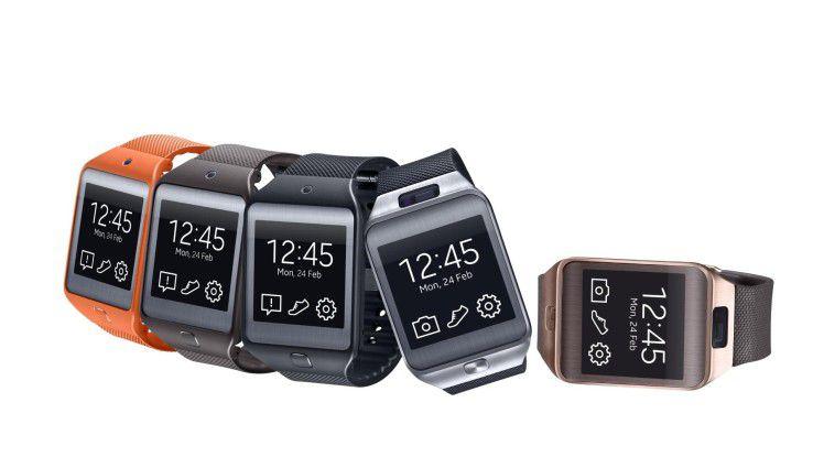Samsung Gear 2: Qualität und Verarbeitung top - und trotzdem nutzlos.