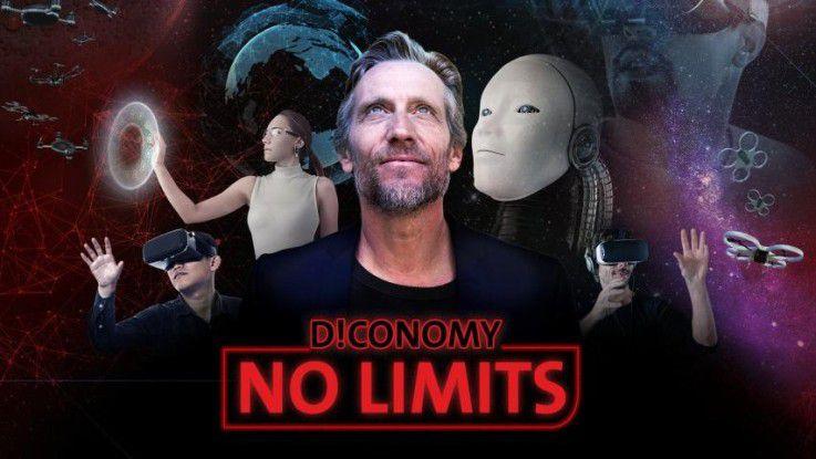 Motto der CeBIT 2017: No Limits