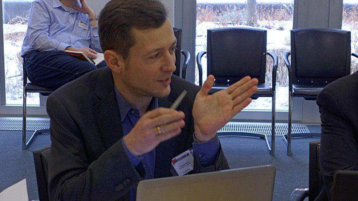 Mit Blick auf die Sicherheit empfiehlt Rohde&Schwarz-Manager Kaiser den Einsatz von Analyse-Tools zu überlegen.